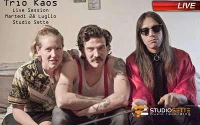 Live session Trio Kaos